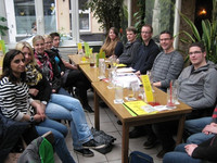 Stammtisch Jugendgruppe Münster